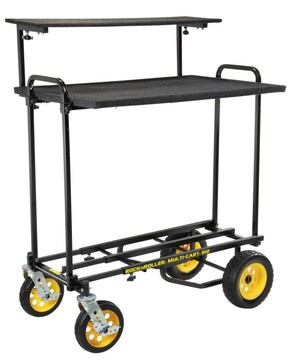 model R12RT-RSHM2 Multi-Media Production Cart